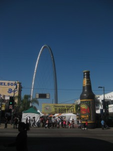 Overview of the TJ Beer Fest 2010
